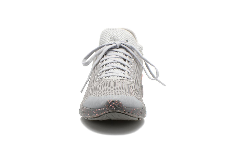Baskets Puma WNS Ignite Sock Woven Gris vue portées chaussures