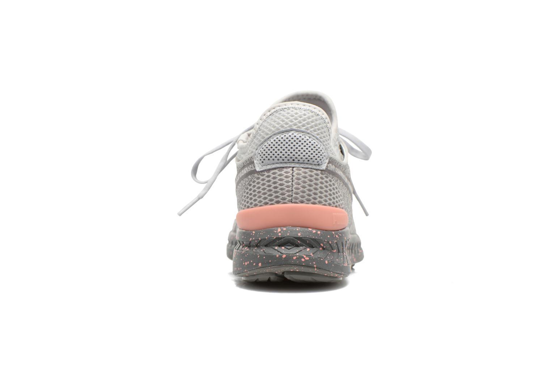 Baskets Puma WNS Ignite Sock Woven Gris vue droite