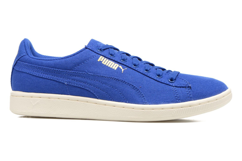 Baskets Puma WNS Puma Vikky CV Bleu vue derrière