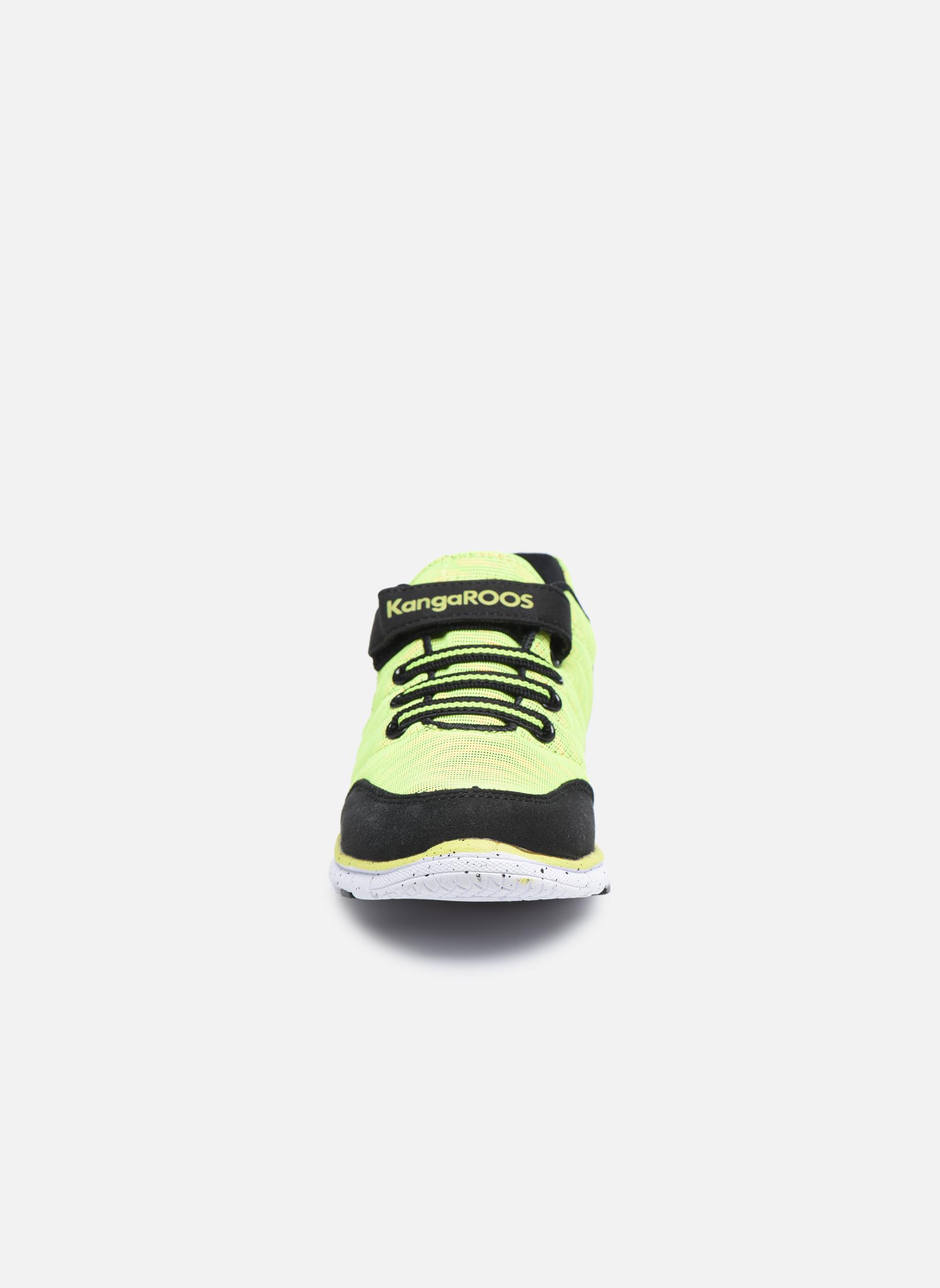 Sneakers Kangaroos Nuri-Zebra Svart bild av skorna på