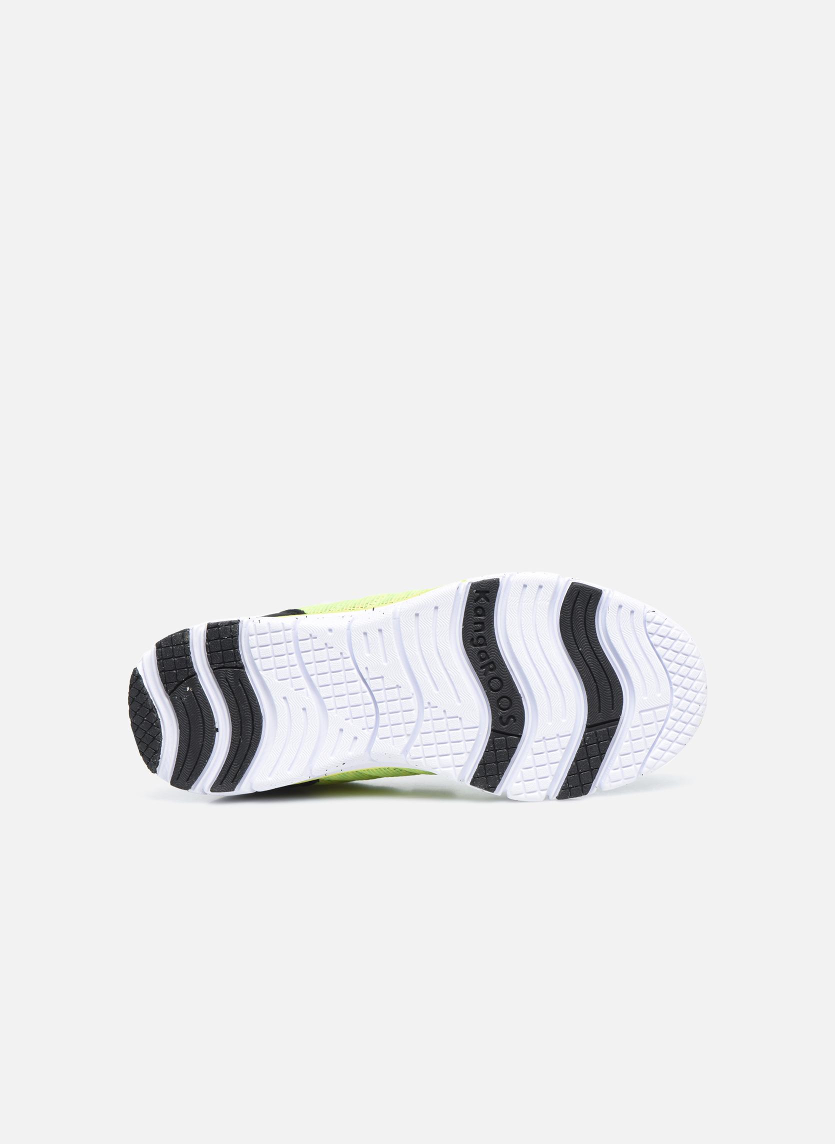 Sneakers Kangaroos Nuri-Zebra Svart bild från ovan