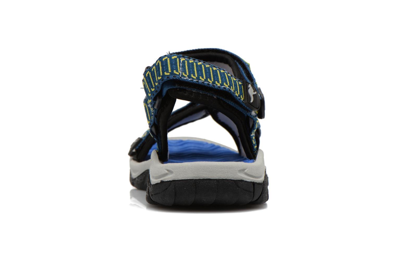 Sandali e scarpe aperte Kangaroos KS-22 Azzurro immagine destra