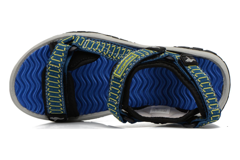 Sandali e scarpe aperte Kangaroos KS-22 Azzurro immagine sinistra