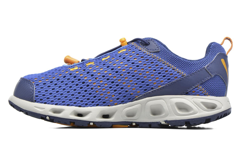 Chaussures de sport Columbia Youth Drainmaker III Bleu vue face