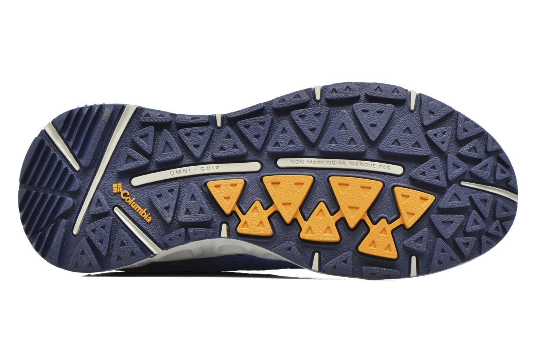 Chaussures de sport Columbia Youth Drainmaker III Bleu vue haut