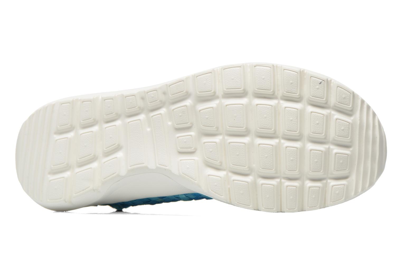 Sneaker DUDE E-last Tessa blau ansicht von oben