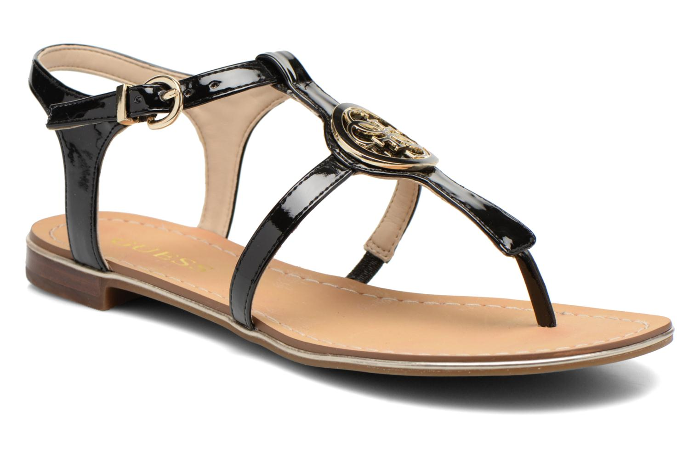 Sandalen Guess Roxxie schwarz detaillierte ansicht/modell