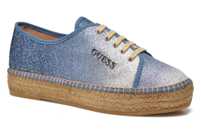 Sneakers Guess Renan Azzurro vedi dettaglio/paio