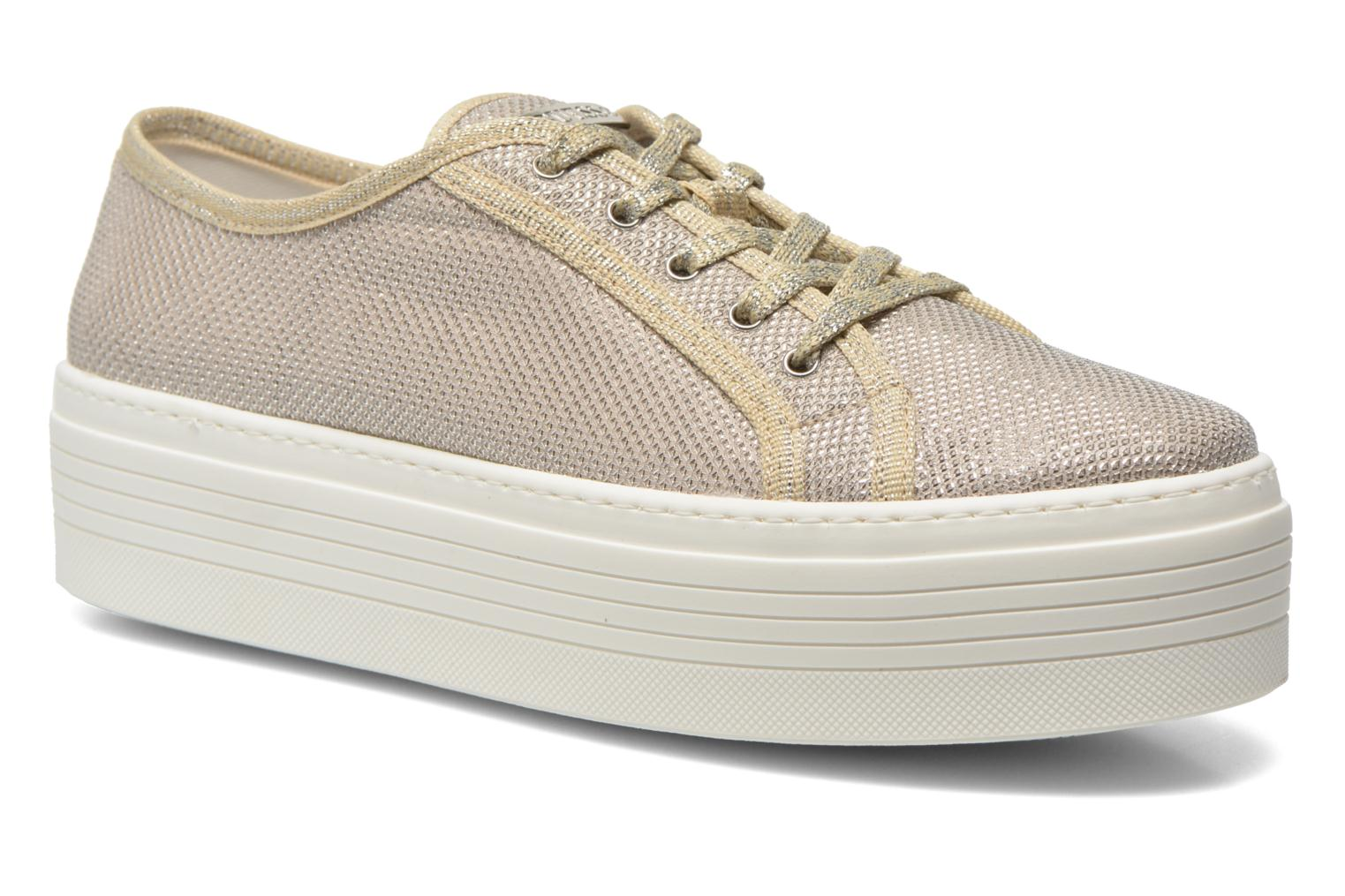 Trainers Guess Branka Bronze and Gold detailed view/ Pair view