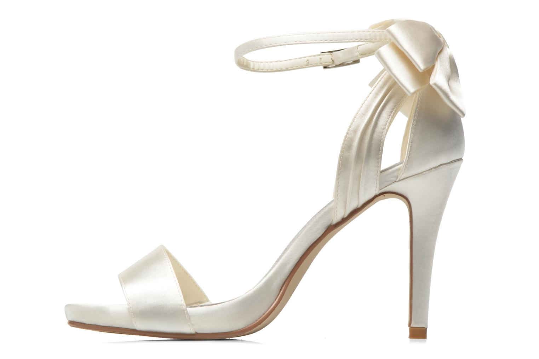 Sandales et nu-pieds Menbur Ana Maria Blanc vue face