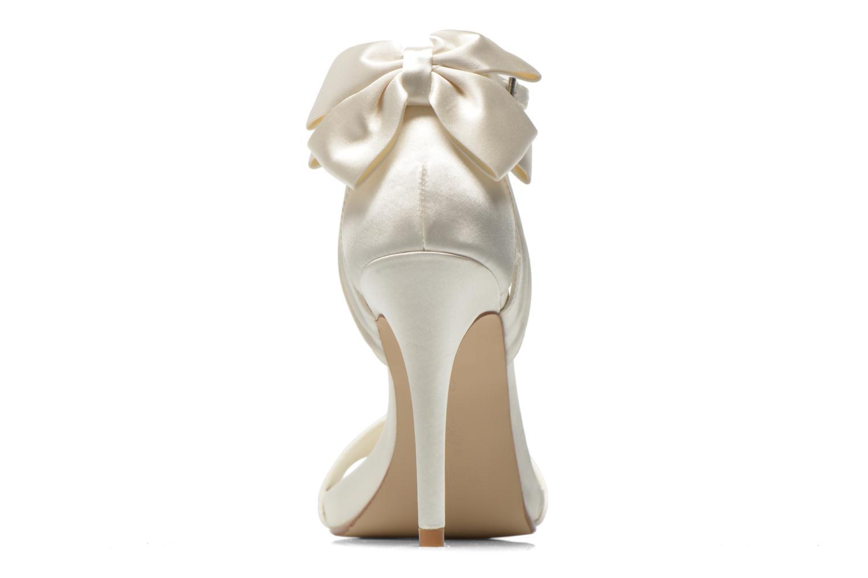 Sandales et nu-pieds Menbur Ana Maria Blanc vue droite