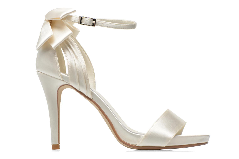 Sandales et nu-pieds Menbur Ana Maria Blanc vue derrière