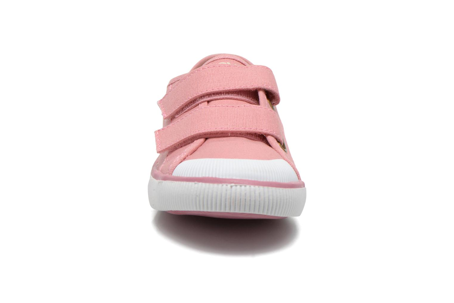 Trainers Levi's Gozilla Pink model view