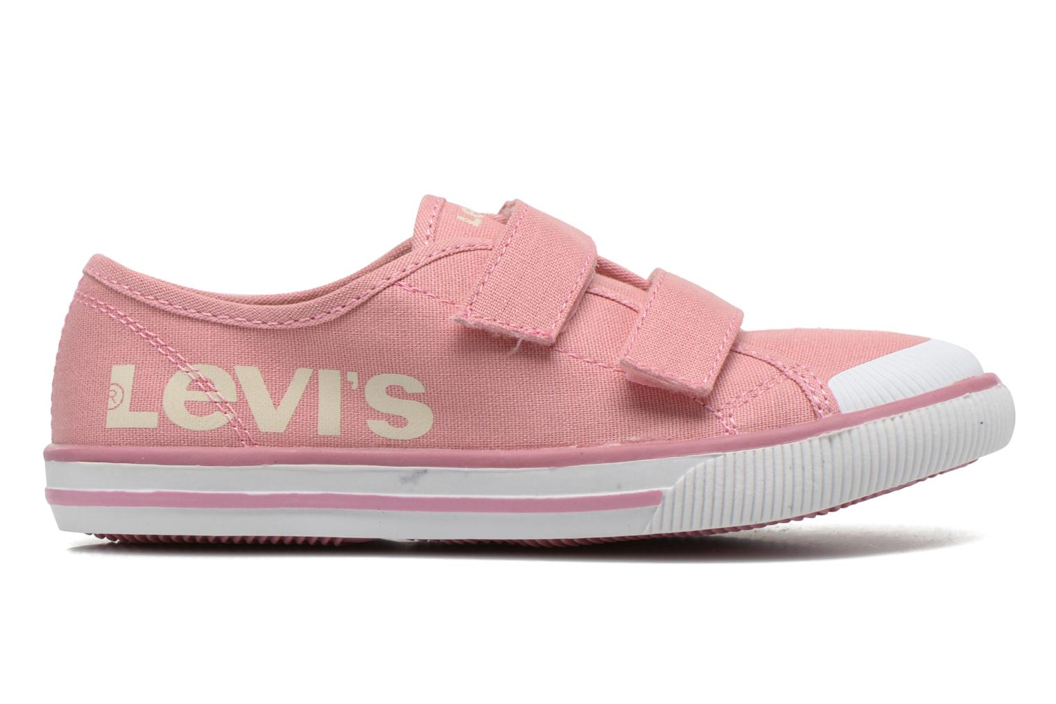 Trainers Levi's Gozilla Pink back view