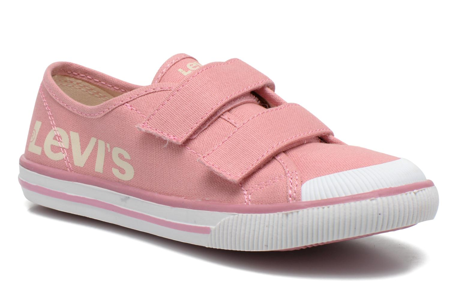 Trainers Levi's Gozilla Pink detailed view/ Pair view