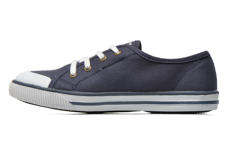 Sneaker Levi's Gong blau ansicht von vorne