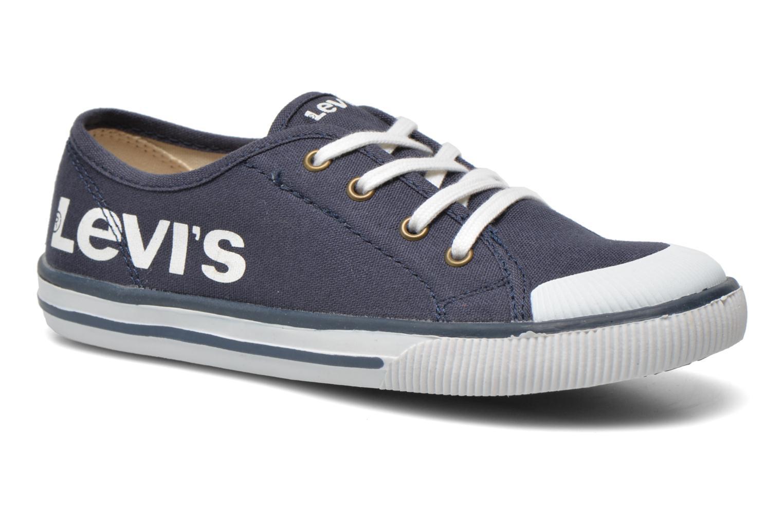 Sneaker Levi's Gong blau detaillierte ansicht/modell