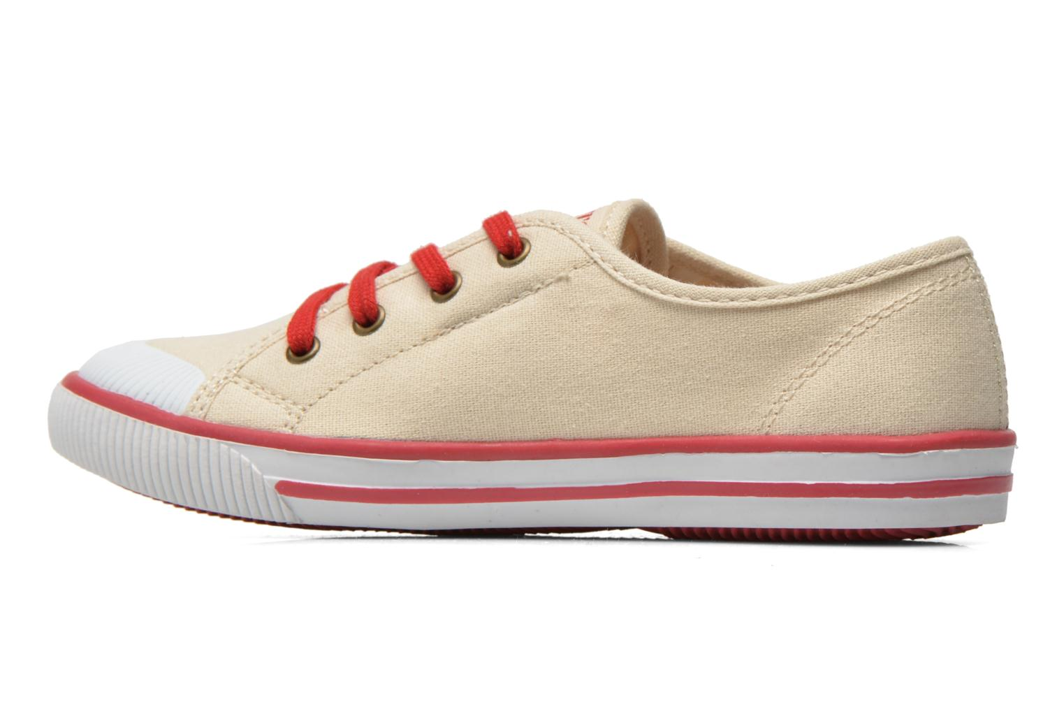 Trainers Levi's Gong Beige front view