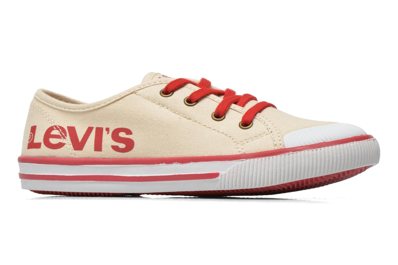 Trainers Levi's Gong Beige back view