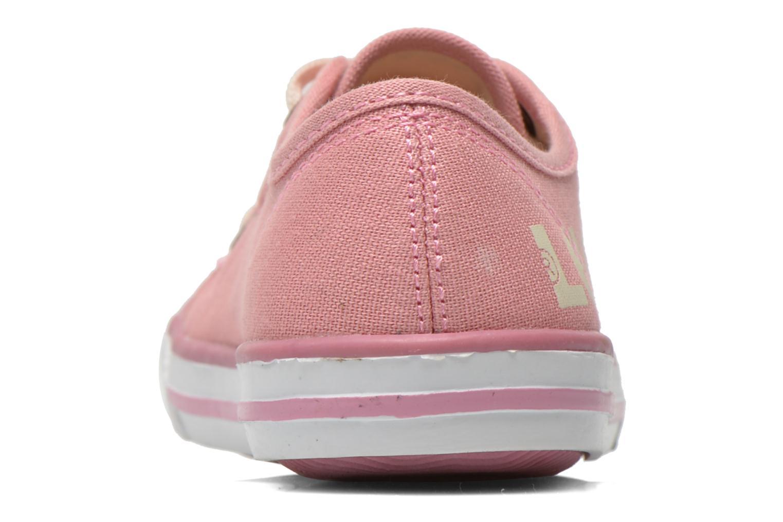 Sneakers Levi's Gong Roze rechts