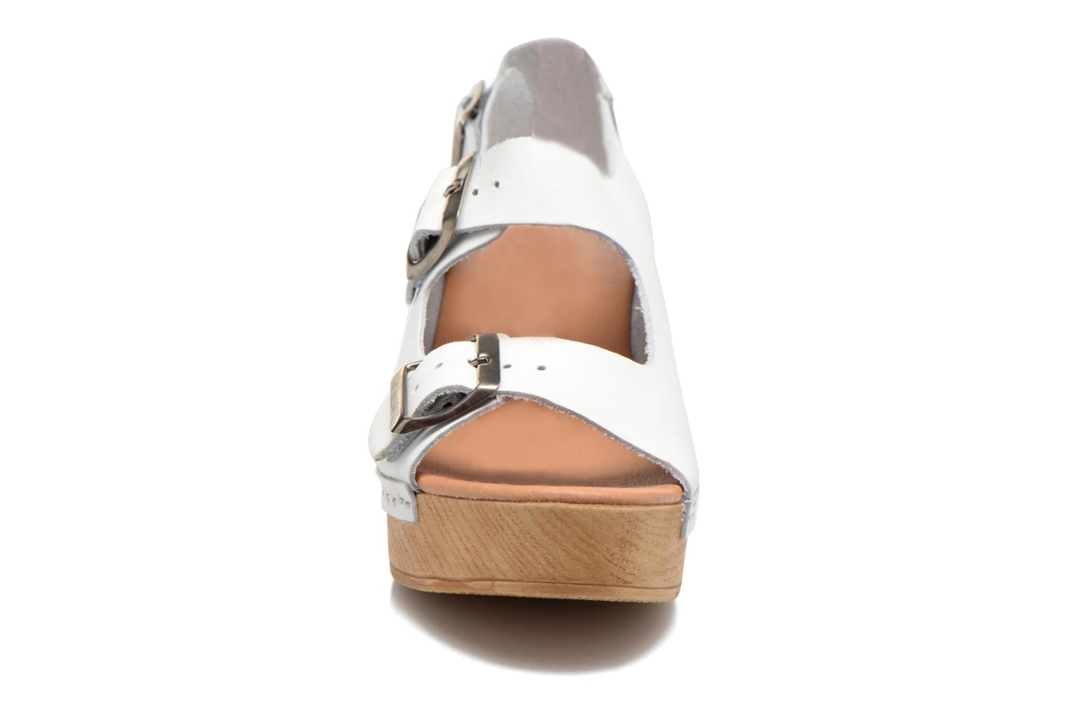 Sandals Sixty Seven Linaci White model view