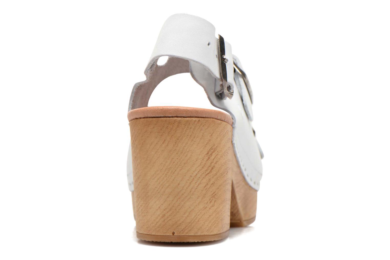 Sandales et nu-pieds Sixty Seven Linaci Blanc vue droite