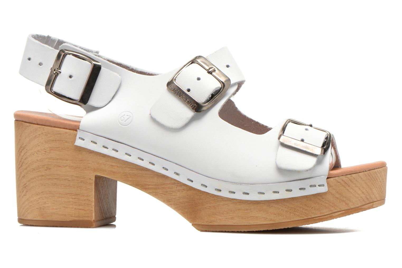 Sandals Sixty Seven Linaci White back view