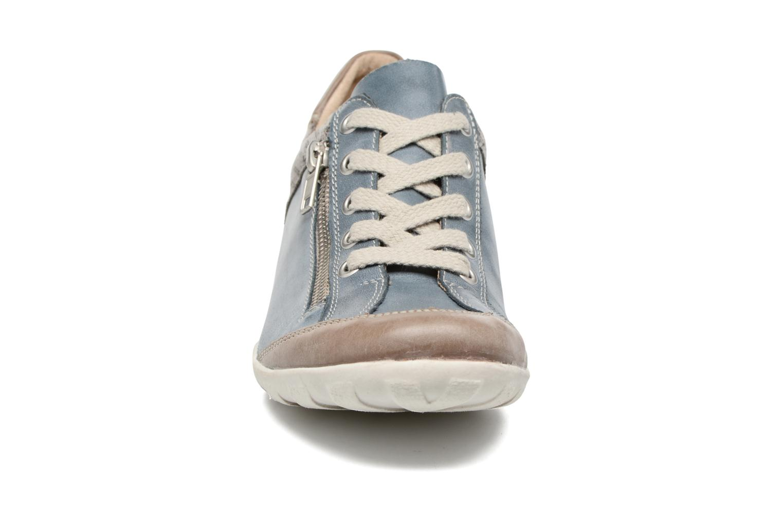 Baskets Remonte Vrel R3417 Bleu vue portées chaussures