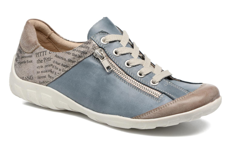 Grandes descuentos últimos zapatos Remonte Vrel R3417 (Azul) - Deportivas Descuento