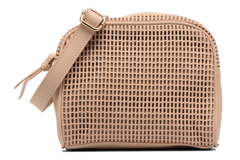 Handtassen Craie Micro Casier Beige detail