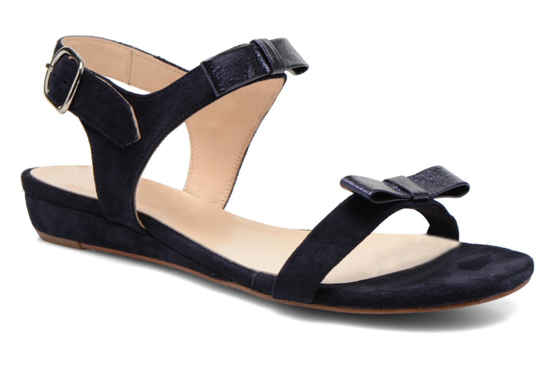 Sandaler Georgia Rose Anopa Blå detaljeret billede af skoene