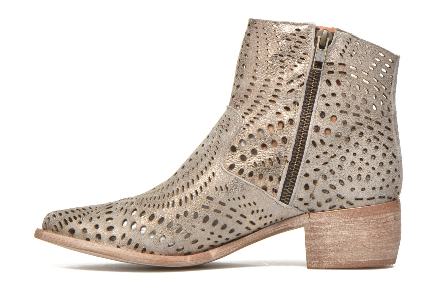 Ankle boots Karston Fun Pink front view