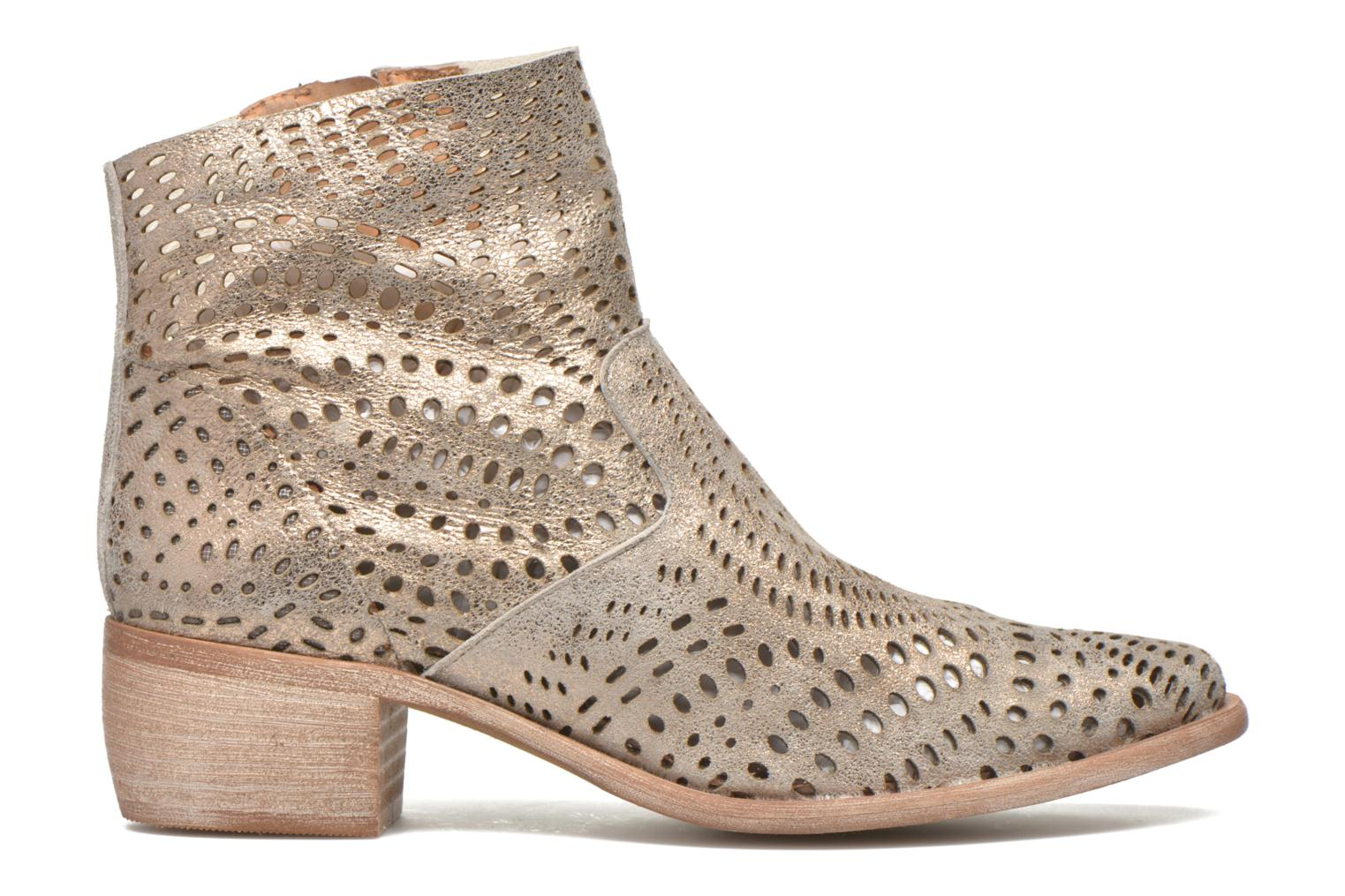 Ankle boots Karston Fun Pink back view