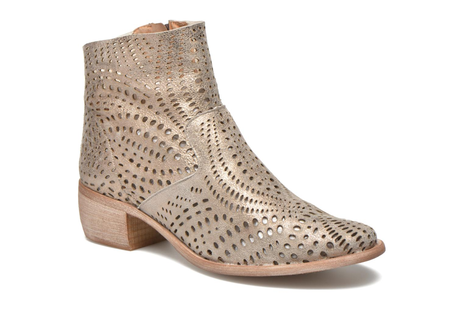 Ankle boots Karston Fun Pink detailed view/ Pair view