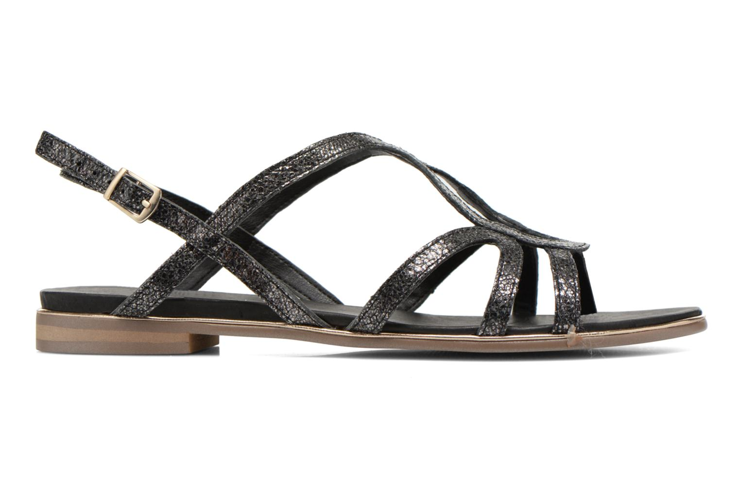 Sandals Karston Sofor Black back view