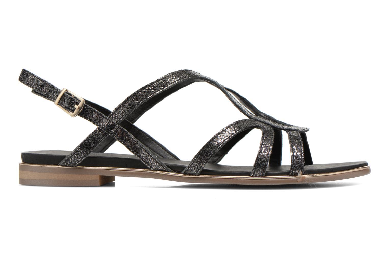 Sandales et nu-pieds Karston Sofor Noir vue derrière
