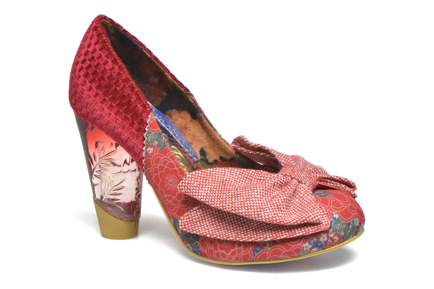 Irregular Choice Bowtina Rouge iVo0CdXF