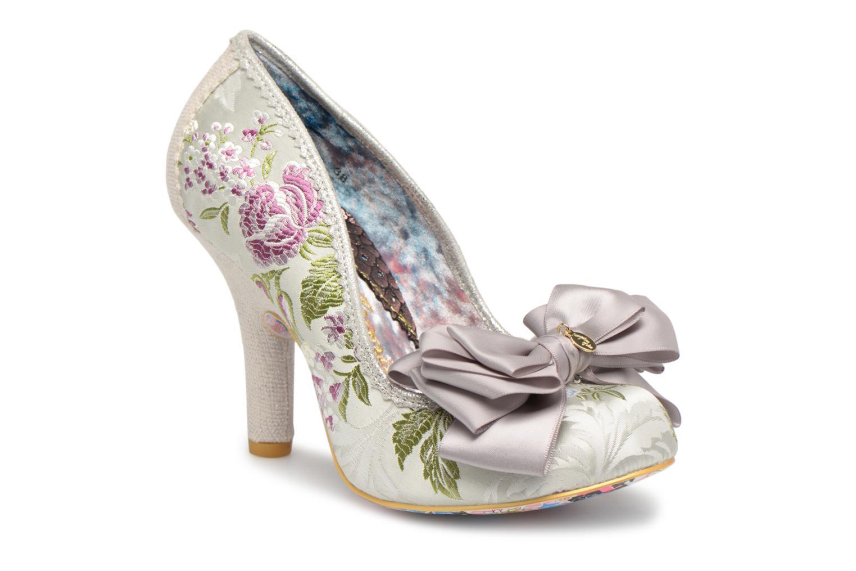 Zapatos promocionales Irregular choice Ascot (Gris) - Zapatos de tacón   Gran descuento