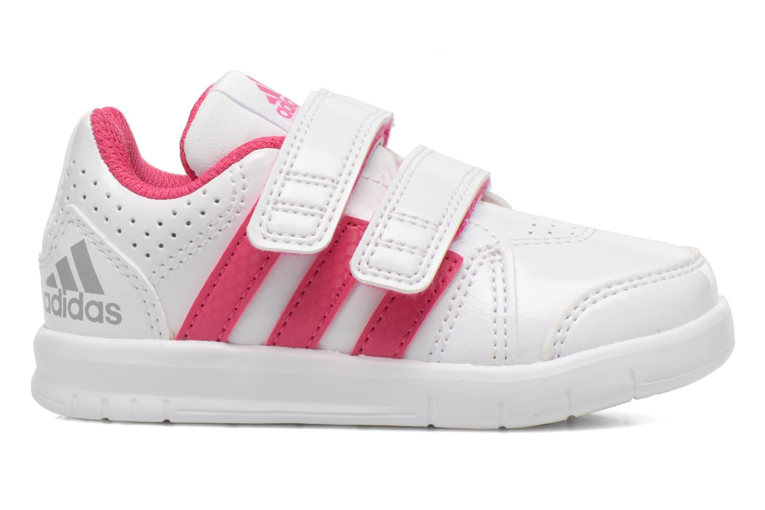 Sport shoes Adidas Performance LK Trainer 7 CF I White back view