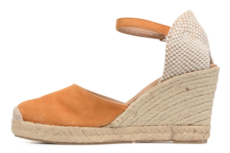 Sandali e scarpe aperte Georgia Rose Iponiki Marrone immagine frontale