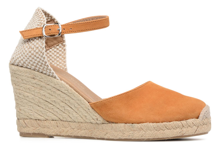 Sandali e scarpe aperte Georgia Rose Iponiki Marrone immagine posteriore