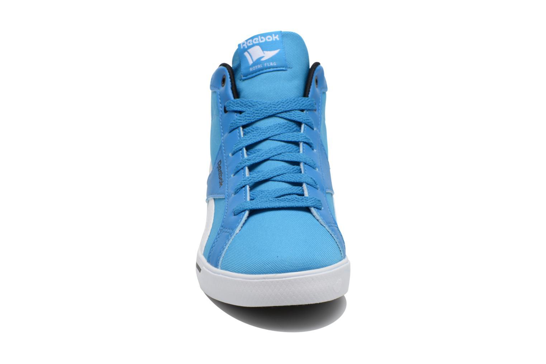 Reebok Royal Comp Mid Cvs Electric Blue/Black/White