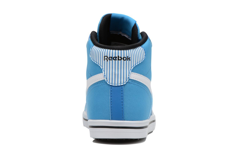 Baskets Reebok Reebok Royal Comp Mid Cvs Bleu vue droite