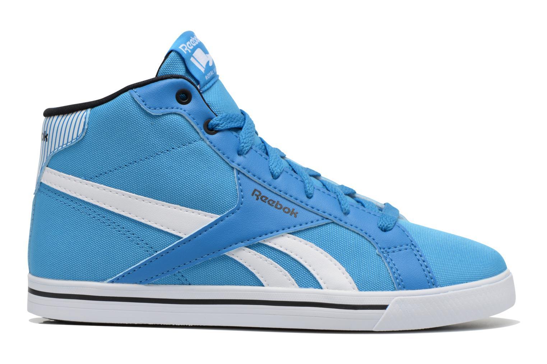Baskets Reebok Reebok Royal Comp Mid Cvs Bleu vue derrière