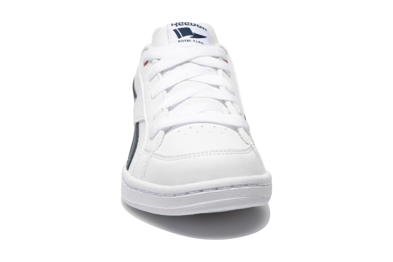 Sneaker Reebok Reebok Royal Prime weiß schuhe getragen