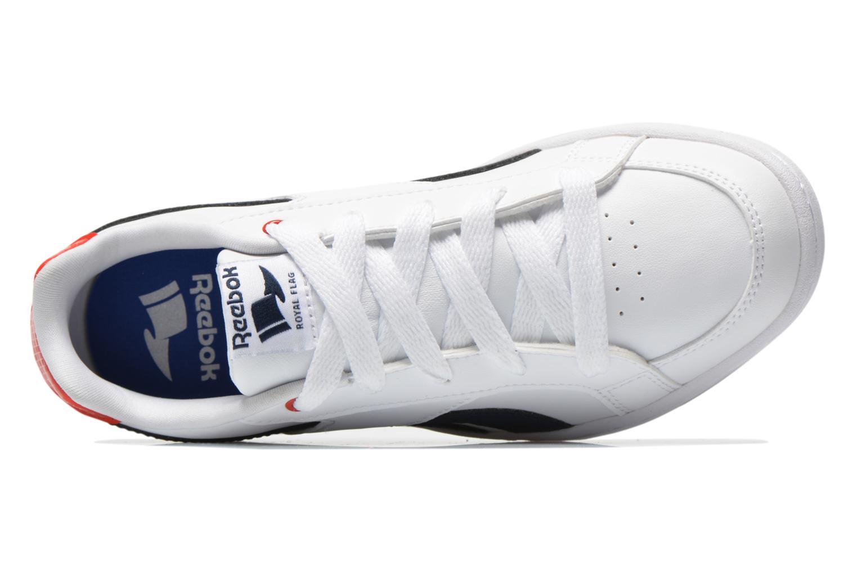Sneaker Reebok Reebok Royal Prime weiß ansicht von links