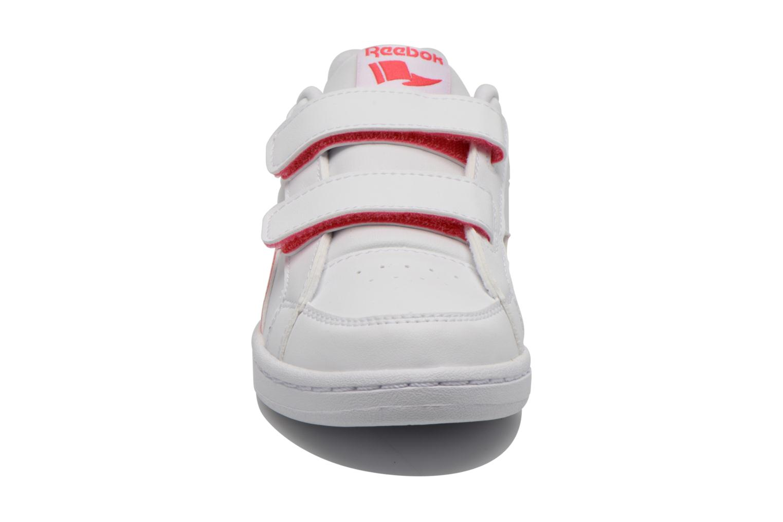 Baskets Reebok Reebok Royal Prime Alt Blanc vue portées chaussures