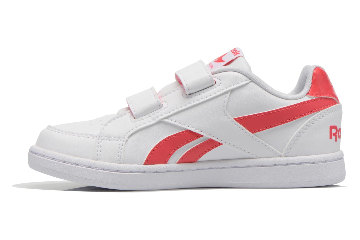 Reebok Royal Prime Alt White/Fearless Pink