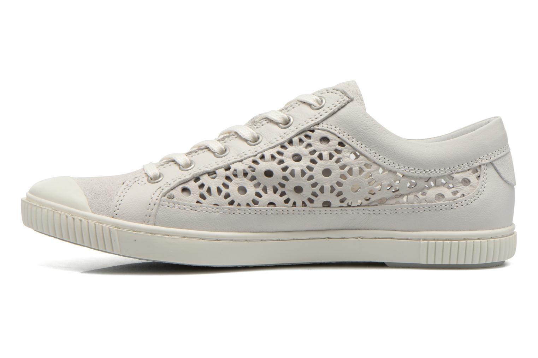 Sneaker Pataugas Bague/A weiß ansicht von vorne