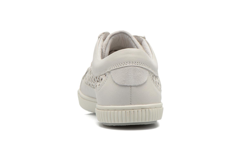 Sneaker Pataugas Bague/A weiß ansicht von rechts